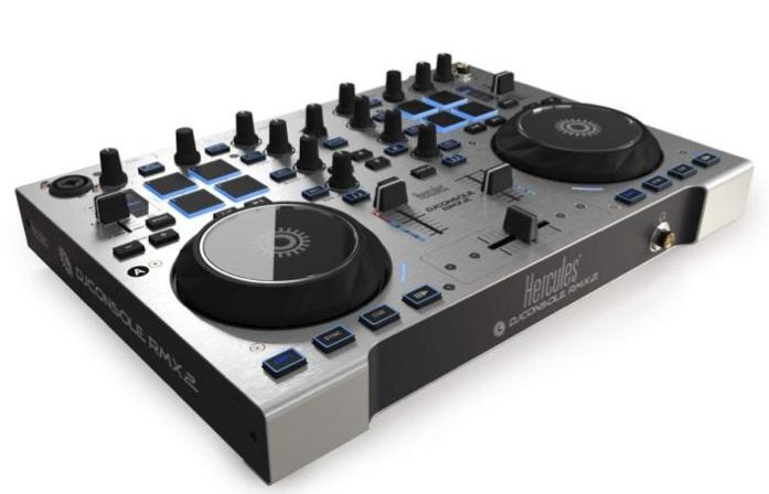 Hercules DJ console RMX – secondo un allievo