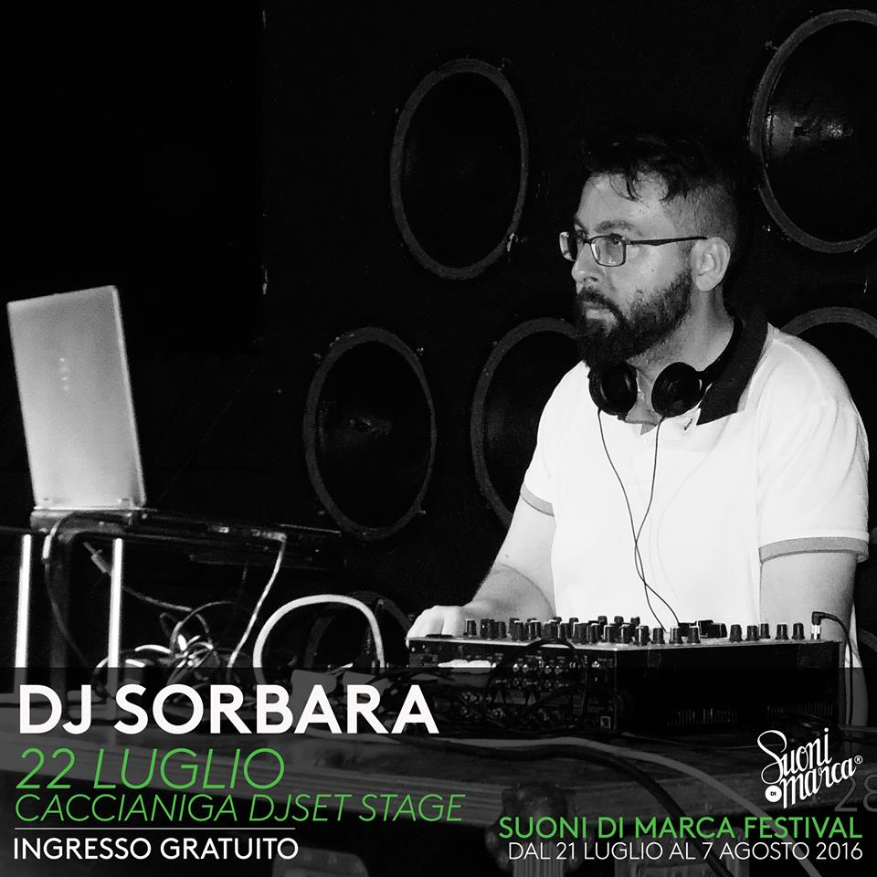 VIDEO – DJ Sorbara @ Souoni di Marca 2016