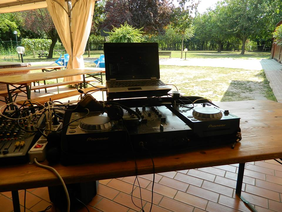 12-09-2016 – DJ per Private Party – Festa di Compleanno – DJ Roberto Sorbara