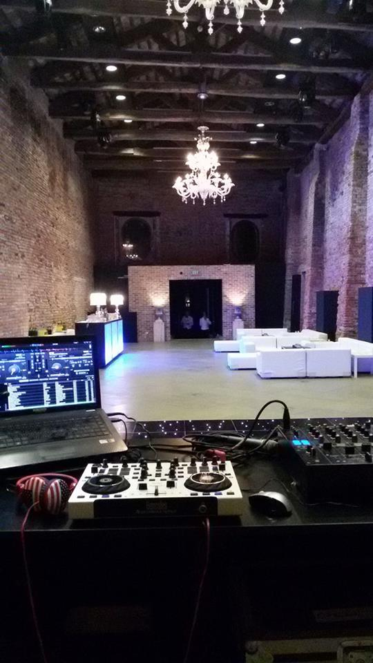 24-09-2016 – DJ per Wedding Party @ Hotel Belmond Cipriani Venezia – Giudecca