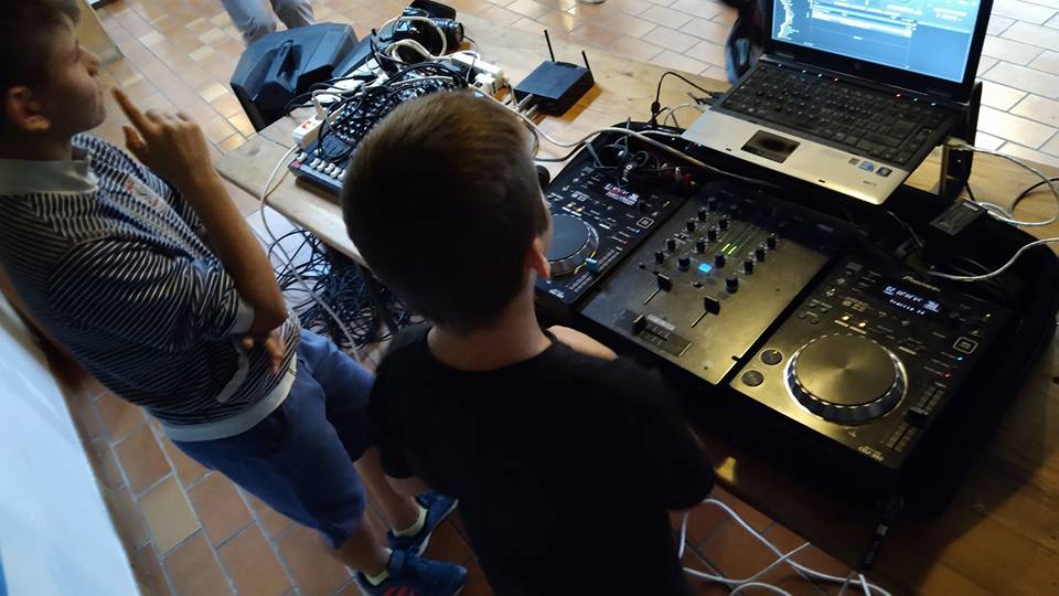 07-09-2017 – DJ Sorbara @ Festa Finale Centri Estivi – Treviso