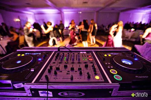 Sala per Feste con DJ