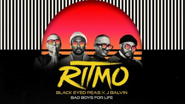 Reaction \ Recensione – Ritmo – The Black Eyed Peas, J Balvin